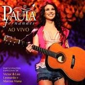 Paula Fernandes Ao Vivo ( Live From São Paulo / 2010) Songs