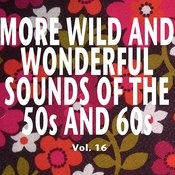More Wild And Wonderful Sounds Of The 50s And 60s, Vol. 16 Songs
