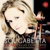 Elgar: Cello Concerto/Dvorak/Respighi Songs