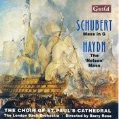 Mass In G By Schubert, Nelson Mass By Haydn Songs