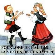 Folklore De Galicia - La Virxen De Guadalupe Songs