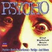 Psycho - Great Hitchcock Movie Thrillers Songs