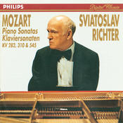 Mozart: Piano Sonatas Nos. 4, 8 & 16 Songs