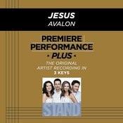 Jesus (Premiere Performance Plus Track) Songs
