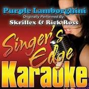 Purple Lamborghini Originally Performed By Skrillex Rick Ross