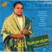 A K C Natarajan (clarinet)  Songs