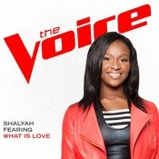 What Is Love (The Voice Performance) Songs