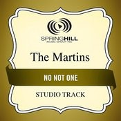 No Not One (Studio Track) Songs