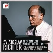 Sviatoslav Richter - The Complete Album Collection Songs