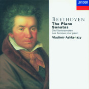 Beethoven: The Piano Sonatas Songs