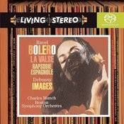 Ravel: Boléro; La Valse; Rapsodie espagnole; Debuissy: Images for Orchestra Songs