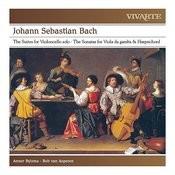 Bach: The Suites For Violoncello Solo; Sonatas For Viola Da Gamba & Harpsichord Bwv 1028 & 1029 Songs