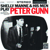 Shelly Manne and His Men Play Peter Gunn Songs