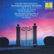Bach J S Brandenburg Concertos Nos 2 3 Songs