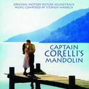 Captain Corellis Mandolin Original Motion Picture Soundtrack Songs