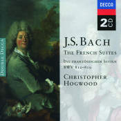 Bach J S The French Suites Songs