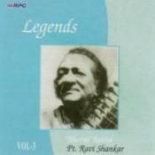Legends - Bharat Ratna Pandit Ravi Shankar Vol 3 Songs