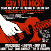 Can You Rock?: Sing & Play The Songs Of Green Day Songs