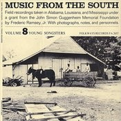 Music from the South, Vol. 8: Young Songsters Songs