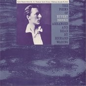 The Poems Of Rupert Brooke: Arranged And Read By Richard Waring Songs