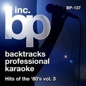 Karaoke - Hits of the '80's vol. 3 Songs