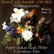 Franz Krommer: Three Flute Quartets Songs