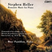 Stephen Heller: Romantic Music for Piano Songs