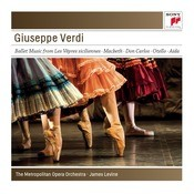 Verdi: Ballet Music From The Operas Songs