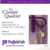 The Ciompi Quartet Songs