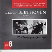 Beethoven: String Quartets Vol. 8 Songs