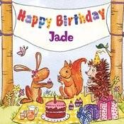 Happy Birthday Jade Songs