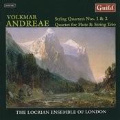 Volkmar Andreae - String Quartets Songs