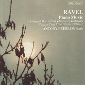 Ravel: Piano Music Songs