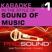 I Have Confidence (Karaoke Lead Vocal Demo)[In The Style Of Sound Of Music] Song