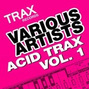 Acid Trax Volume 1 Songs