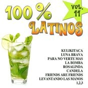 100% Latinos Vol.11 Songs