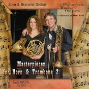 Masterpieces For Horn & Trombone Vol. 2 Songs