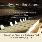 Ludwig Van Beethoven: Concert For Piano And Orchestra No.2 In B-Flat Major, Op. 19 Songs