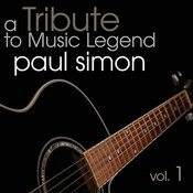 A Tribute To Music Legend Paul Simon Vol. 1 Songs