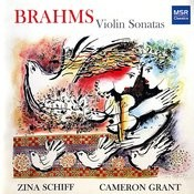 Brahms: Sonatas For Violin And Piano Songs