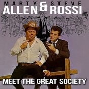 Allen & Rossi Meet The Great Society Songs