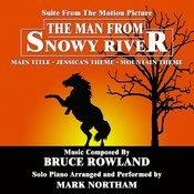 The Man From Snowy River - Suite For Solo Piano Song
