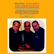 Brahms: Concerto For Violin & Cello Songs