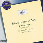 Bach: 6 Motets BWV 225-230 Songs