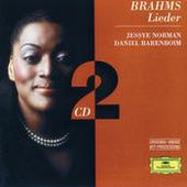 Brahms: Lieder Songs