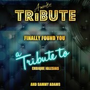 Finally Found You (A Tribute To Enrique Iglesias And Sammy Adams) Songs