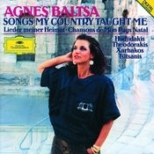 Agnes Baltsa - Songs My Country Taught Me Songs