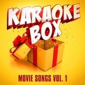 Karaoke Box: Sing Your Favorite Movie Songs, Vol. 1 Songs