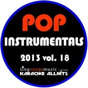 2013 Pop Instrumentals, Vol. 18 Songs