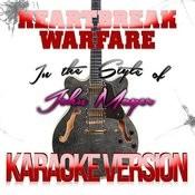 Heartbreak Warfare (In The Style Of John Mayer) [Karaoke Version] - Single Songs